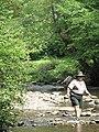 Great Smoky Mountains National Park Ranger Julie Townsend (4947674463).jpg