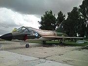 Greek TF-102A Delta Dagger 1