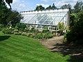 Greenhouse, Eggleston Hall Gardens - geograph.org.uk - 1395886.jpg