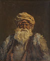 Grigor Gabrielyan, Portrait of an old man, 19th century.jpg