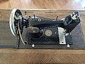 "Gritzner Sewing Machine ""R"", upper backside.jpg"