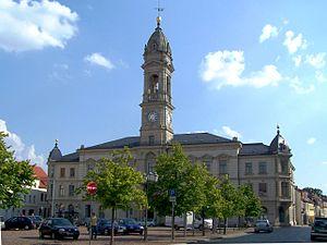 Großenhain - Town hall