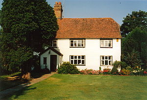 Groombridge - A house in Groombridge