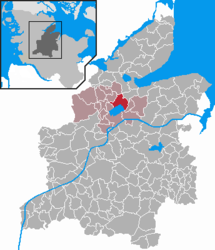 Groß Wittensee – Mappa