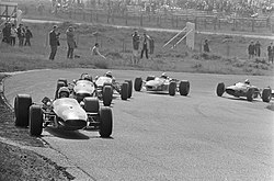 Grote Prijs van Zandvoort Formule II . Wedstrijdmomenten, Bestanddeelnr 920-5529.jpg