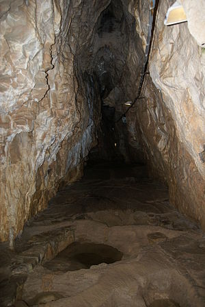 Pulfero - Image: Grotta San Giovanni d'Antro 0904 4