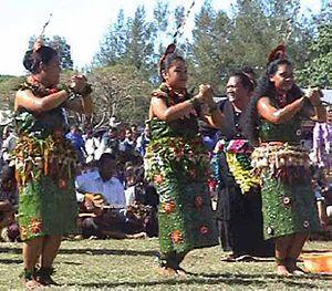 Tauʻolunga - Image: Grouptau`olunga