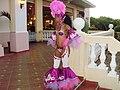 Grupo de bailarines Sirenis Cuba 1.JPG
