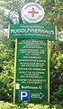 GuentherZ 2012-08-01 0105 Wien19 Billrothstrasse Rudolfinerhaus Tafel.jpg