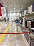 Guichet d'embarquement Aéroport Denizli Çardak.jpg