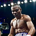 Guillermo Rigondeaux after the win vs. Rico Ramos 20JAN2012 Las Vegas - Palms Casino retouched.jpg