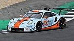 Gulf Racing Porsche 911 RSR Wainwright Silverstone 2018.jpg