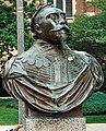 Gustav II Adolph of Sweden bust 2007 St. Peter MN crop.jpg