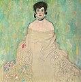 Gustav Klimt - Portrait of Amalie Zuckerkandl - Belvedere 7700.jpg