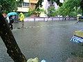 Guy in yellow, Having a Full Joy of the rain... - panoramio.jpg