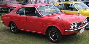 Honda 1300 - Honda 1300 Coupe 7 S