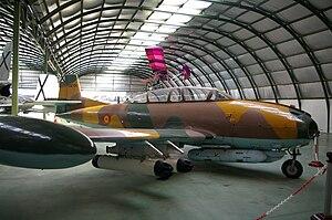 Hispano HA-200 - Hispano Aviacion HA-220D Super Saeta