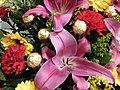 HKCL 香港中央圖書館 CWB 展覽 exhibition flowers 金莎朱古力 Ferrero Rocher chocolate January 2019 SSG.jpg