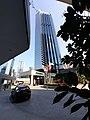 HK 金鐘 Admiralty 香港萬豪酒店 JW Marriott Hotel 棋杆 flagpoles December 2020 SS2 10.jpg