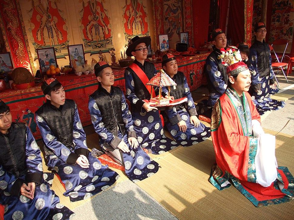 HK FanlingDaJiuRepresentatives