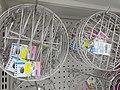 HK SYP 西環 Sai Ying Pun 德輔道西 Des Voeux Road West shop 禾采 Woo Choi 正街 Centre goods metal rice racks Street April 2020 SS2 01.jpg