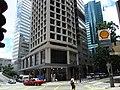 HK Wan Chai 軍器廠街 Arsenal Street 駱克道 1 Lockhart Road 中南大廈 Chung Nam Building July-2012.JPG