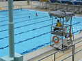 HK Wong Chuk Hang 包玉剛游泳池 Pao Yue Kong Swimming Pool 08 副池 2nd Pool Lifeguard May-2012.JPG