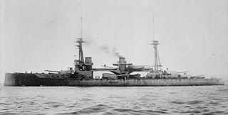 HMS <i>Neptune</i> (1909) 1909 battleship