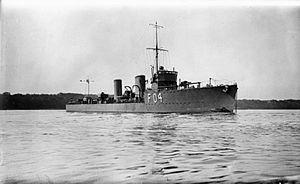 HMS Nerissa (1916) IWM SP 1335.jpg