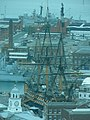 HMS Victory from Spinnaker tower - geograph.org.uk - 414902.jpg