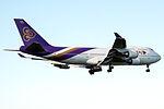 HS-TGZ Boeing 747-400 Thai (14808939032).jpg