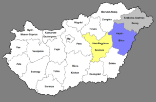 Northern Great Plain Region in Hungary