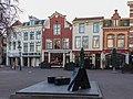 Haarlem, straatzicht Oude Groenmarkt foto2 2015-01-04 13.03.jpg