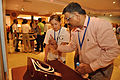 Hacking Space Participants Visit Science and Technology Heritage of India Gallery - Science Exploration Hall - Science City - Kolkata 2016-03-29 3111.JPG