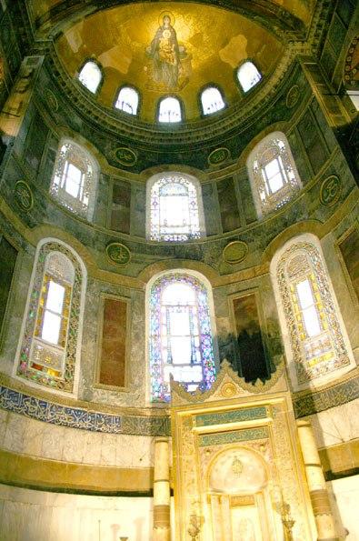 Hagia Sophia Altar