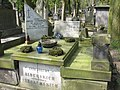 Halina Krüger-Syrokomska grób.JPG