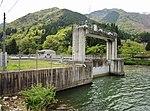 Hamahara Dam dock 2.jpg