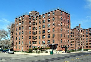 Hammels, Queens - Hammel Houses NYCHA