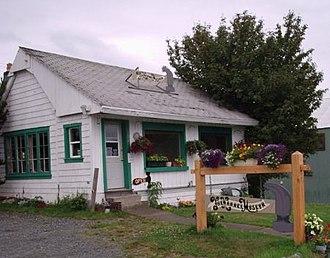 Hammer Museum (Haines, Alaska) - The Hammer Museum