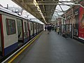 Hammersmith (H & C) station platform 1 look south.JPG