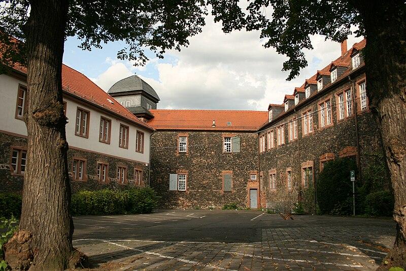 File:Hanau Stadtschloss Fronhof.jpg