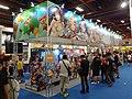 Happy Elements in Comic Exhibition 20140810.jpg