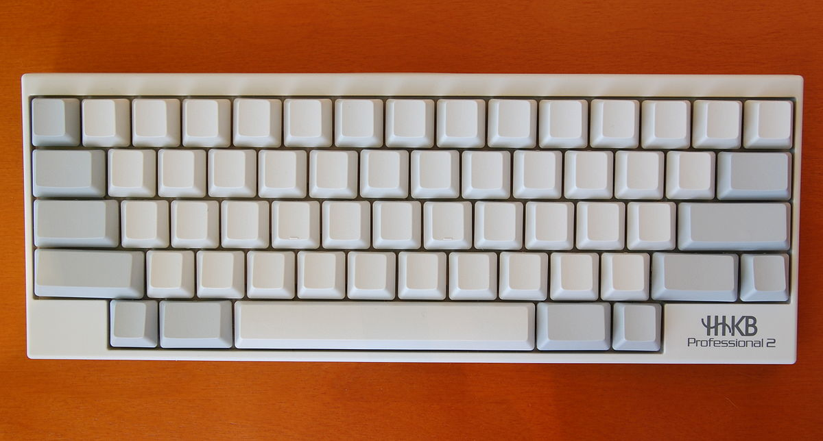 Happy Hacking Keyboard Wikipedia