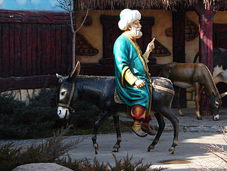 Nasreddin - Nasreddin Hodja in Ankara