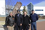 Harjit Saijan, Minister of Defence, at NORAD, Colorado, 160120-HL664-004 (24424386341).jpg