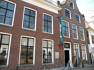 Harlingen, Netherlands - Image: Harlingen, Voorstraat 56, Hannemahuis