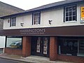 Harrington's Bakery in Bridge Street . . . closed down and vacant still - geograph.org.uk - 1729412.jpg