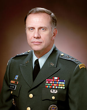 Harry E. Soyster - Lieutenant General Harry E. Soyster Director of the Defense Intelligence Agency 1988–1991