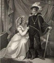 when shakespeares ladies meet
