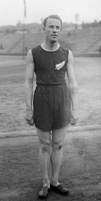 Harry Wilson (hurdler) - Wilson in 1919